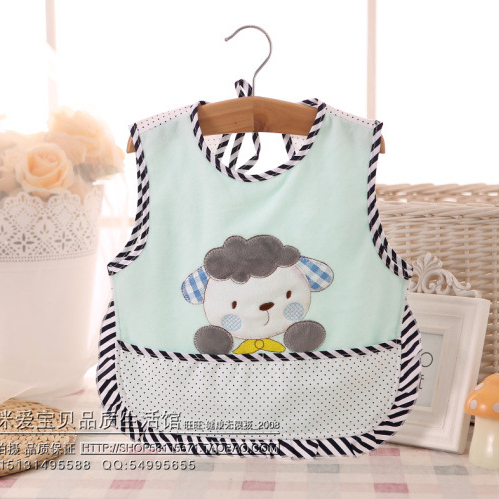 nursing covers Children Cute Cartoon Baby Bibs with cartoon and waterproof breastfeeding cover(China (Mainland))