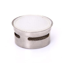 NHBR Kitchen/Bathroom Faucet Strainer Tap Filter---White and Silver(China (Mainland))