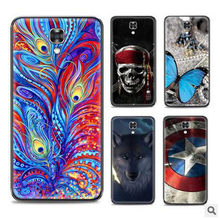 Buy LG X Screen Case 0.6MM Soft Matte TPU Luxury Phone Bag Ultra Slim Art Design Pattern Painting Shell Case LG X Screen for $2.54 in AliExpress store