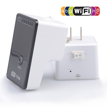 AC750 WiFi Range Extender Router Reapter Boosters 2.4Ghz & 5Ghz Dual Band Max. 750Mbps 802.11ac US/EU/UK/AU Plug Free Shipping(China (Mainland))