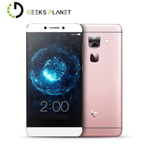 Original LeEco Letv Le Max 2 Mobile Phone Qualcomm Snapdragon 820 5.7 Inch 2K Screen 4G+32G Android 6.0 4G LTE Smartphone(China (Mainland))