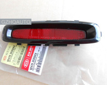 Genuine Car accessories for Kia Sorento 2.4 3.5 rear bumper lights rear fog lights rear bumper lights(China (Mainland))