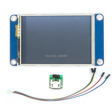 "Nextion 2.4"" TFT 320 x 240 resistive touch screen UART HMI Smart raspberry pi LCD Module   Display for Arduino TFT English  (China (Mainland))"