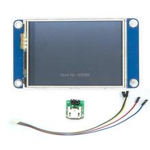 "Nextion 2.4"" TFT 320 x 240 resistive touch screen UART HMI Smart raspberry pi LCD Module   Display for Arduino TFT English  (China (Mainland))"