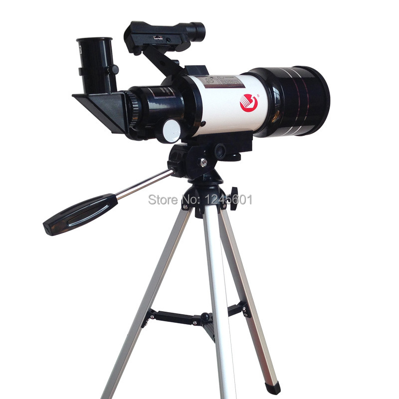 Phoenix  300 x 70 Refractor Telescope With 62 Degrees Aspheric Eyepiece Wide-Angle 23mm Eyepiece
