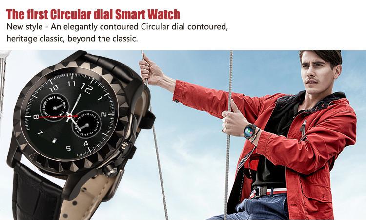 ถูก ใหม่2016 iruluบลูทูธt2 smart watchกันน้ำs mart w atchสำหรับapple iphone/5/5วินาทีs4/หมายเหตุ3 htcโทรศัพท์androidมาร์ทโฟน