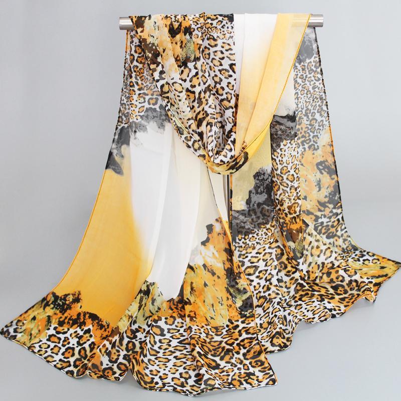 2015 new scarf summer pashmina women's scarf long shawl printed cape silk chiffon tippet muffler echarpes Scarves(China (Mainland))