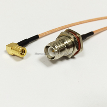 """Buy New Modem Coaxial Pigtail RP-TNC Female Jack Connector Switch SMB Female Jack Right Angle Connector RG316 Cable 15CM 6"""" Adapter for $2.70 in AliExpress store"""