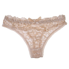 Fashion Hot Sexy Lace Women Underwear Girl Thongs G string V string Lady Panties Lingerie Underwear