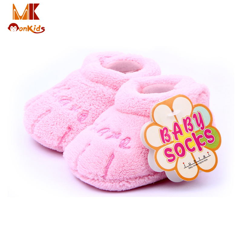 MK 2016 New Spring Embroidered Baby Shoes Letter Toddler Moccasins Neutral Shallow Baby's Infant Boy /Girl Paws Shoes for Kids(China (Mainland))