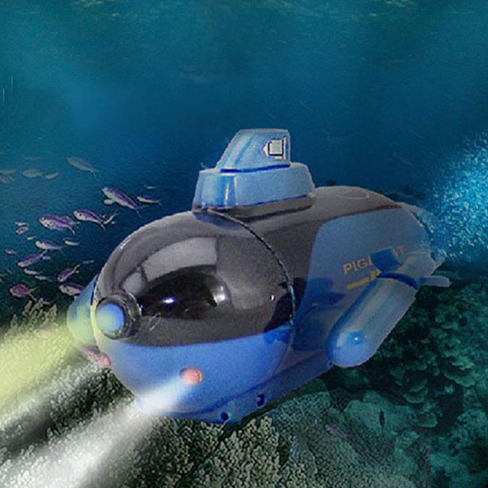 777-219 4CH Radio Remote Control Sport Boats Submarine Power RC Model Toy