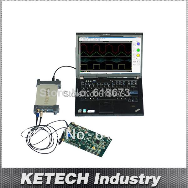 Hantek 6022BL 20MHz Bandwidth USB Digital Storage Oscilloscope(China (Mainland))