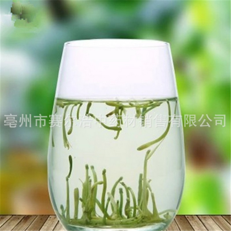 2016 New Top Grade Honeysuckle Tea Clearing Heat Lose Weight Popular Flower Tea Health Care Chinese Organic Food new Herbal Tea cheap