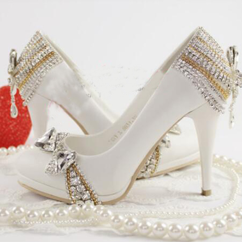 2016 and summer aesthetic white bridal shoes
