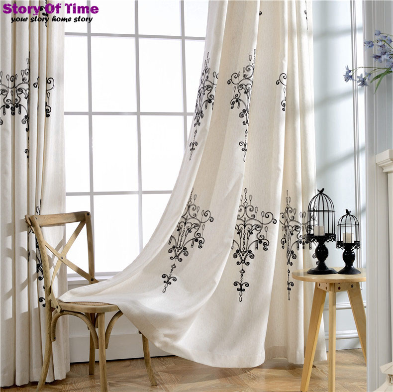 Brand New drapery and curtain decoration curtains for living room floral print curtains window shades Window Panel(China (Mainland))