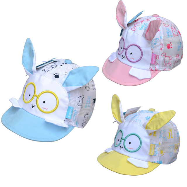 Male female child summer hat casual sunbonnet 1 - 3 years old 2023