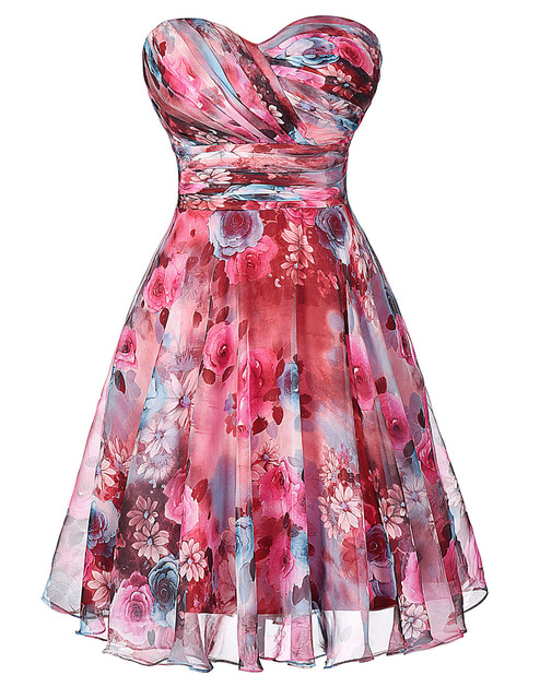 Настоящее фото платье-линии элегантный халат де коктейльное платье 2016 грейс карин ...