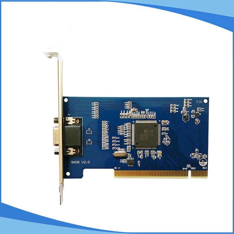 8ch hd d1 RealTime cctv PCI Video Capture Card For Windows with 4ch Audio