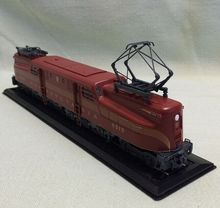 Genuine ATLAS 1:87 Class GG1 4910 (1941) model trains Fine model train Rare Collection model only one(China (Mainland))