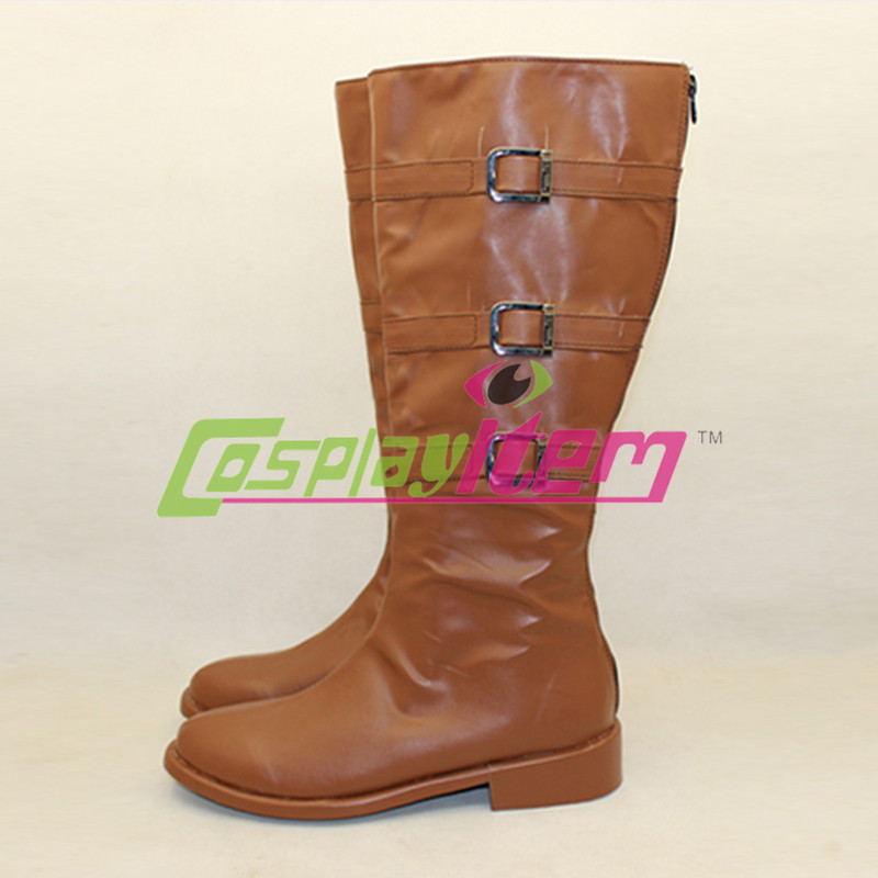 Free shipping customized cosplay star wars Shoes star wars boots movie star wars cosplay costume