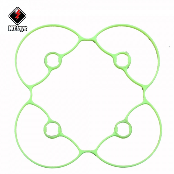 Wltoys V272 RC Quadcopter Spare Part Protection Cover Propellers Props Main Blades Guards Covers Protectors - Somemart store