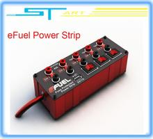 SKYRC eFuel Power Strip with USB Port power supply charger 5 Outputs 40A x2 10A x3 for rc helicopter drones low shipping fee