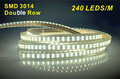 led strips SMD 5050 flexible led strip 220V led light waterproof 1M2M3M4M5M6M7M8M9M10M15M20M +Power Plug,60leds/m