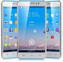 5.0″ Inch Android 4.4 P7 Smartphone Untra Thin Dual Core Dual Sim MTK6572 RAM 512MB ROM 4GB Unlocked 3G/GSM GPS QHD