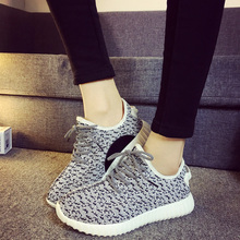 2016 New Fashion Women Casual Shoes Footwear Zapatillas Deportivas Mujer Ladies Flat Trainers Female Outdoor Daily Walking Shoes(China (Mainland))