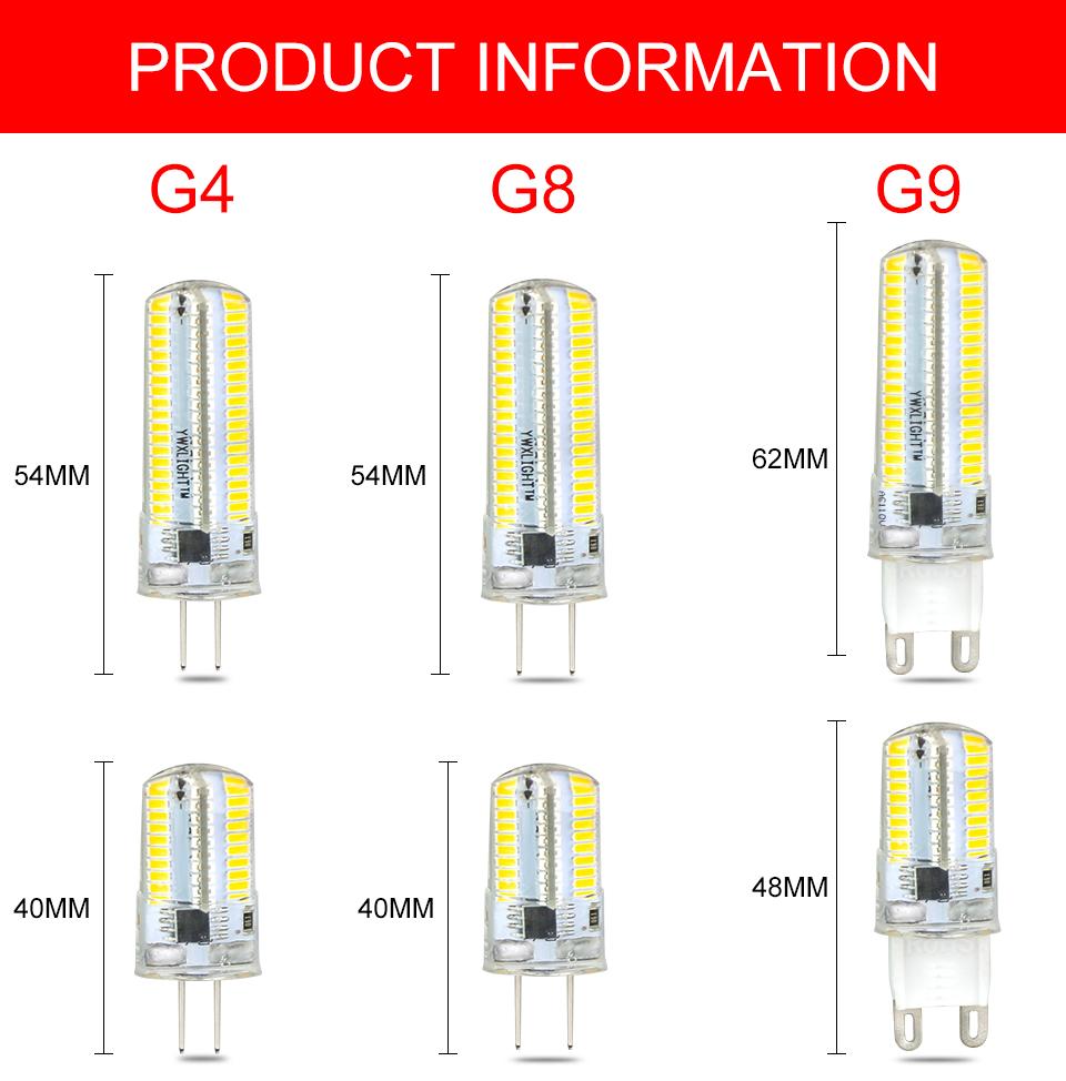 G4 G8 G9 LED Diode (4)