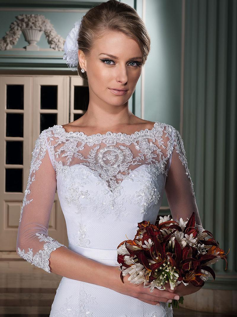 Casual Hochzeitskleid Uki — Cuadros