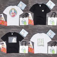 New Version Ripndip T shirt Men Women Couple Summer Style Hip Hop Ripndip T shirt High Quality Harajuku Famous Brand Tee shirts