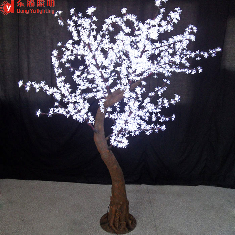 DongYu outdoor waterproof artificial led cherry blossom tree light(China (Mainland))