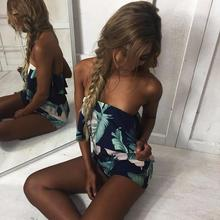 2017 Summer Elegant V Neck Rose Florla Embroidery Women Playsuits Sleeveless White Winter Rompers Jumpsuits Casual Beach Overall(China)