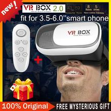 "Google cardboard HeadMount VR BOX 3.0 PRO Version VR Virtual 3D Glasses for 3.5"" - 6.0"" Smart Phone+ bluetooth remote controller(China (Mainland))"