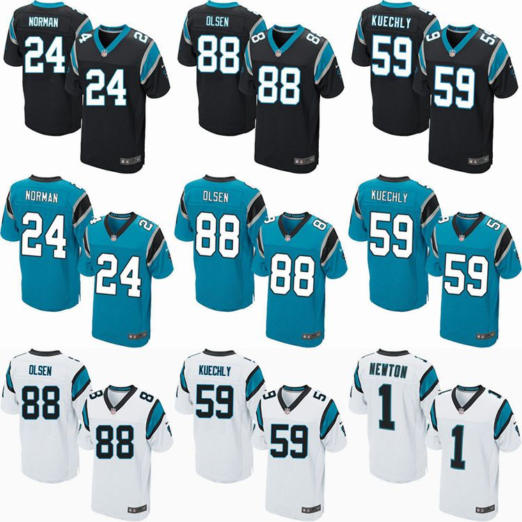 NFL Jerseys Sale - Popular Panther Jerseys-Buy Cheap Panther Jerseys lots from China ...