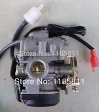 19mm Carb Carburetor 4 Stroke 50cc 60cc 70cc 80cc SunL BAJA TNG CVK Scooter ATV For Honda GY6 Jog50 Dirt Bike Moped