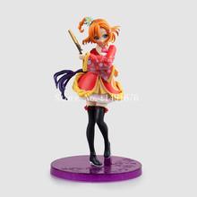 Kissen LoveLive! School idol Project Honoka Kousaka PVC Action Figure 1/8 scale painted figure Cute Honoka Kousaka Doll