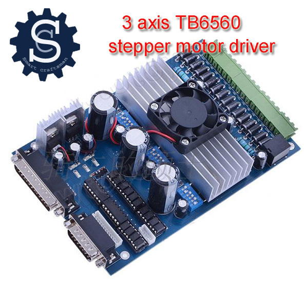 Cnc stepper motor driver schematics for Cnc stepper motor controller