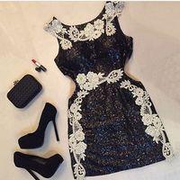 Женское платье  LQ7723