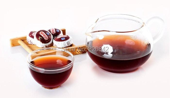 15 kinds puer tea with gifts bag ripe and raw pu er tea Pu erh t