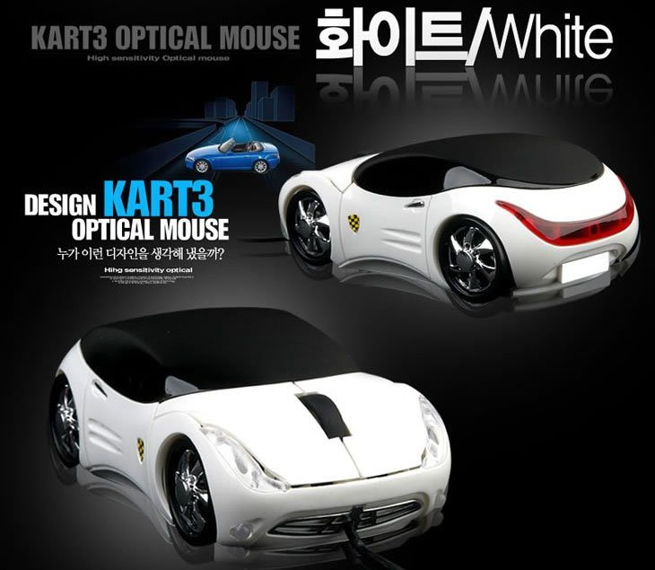 Free shipping/wholesale/Car Optical Mouse/min Car Mouse/car mouse,desktop\laptop mouse,50pcs/lot(China (Mainland))