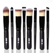 Professional Makeup Cosmetic Brushes Set 8PCS Face Eyeshadow Nose Foundation Kit(China (Mainland))