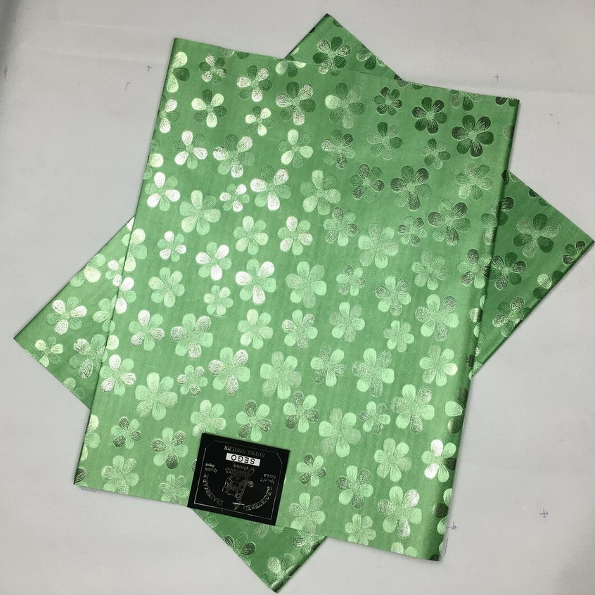 High Quality African Headtie,Mint Green Sego Headtie Fabric,Super Jubilee Wholesale and Retail Fashion Design African Fabric(China (Mainland))