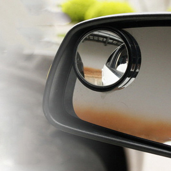 Driver Wide Angle Round Convex Car Vehicle Mirror Blind Spot Auto Rear View(China (Mainland))