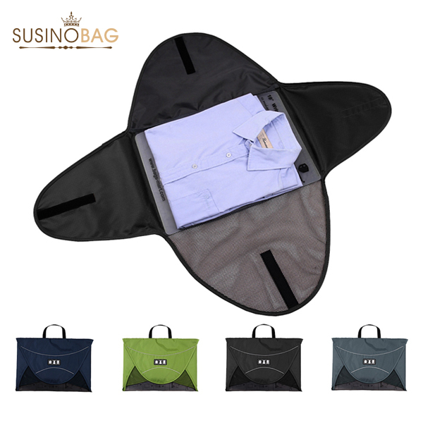 42 Large Size Shirt packing folder tote Travel Bags Practical Folding Bags business trip useful Storage clothes organizer(China (Mainland))