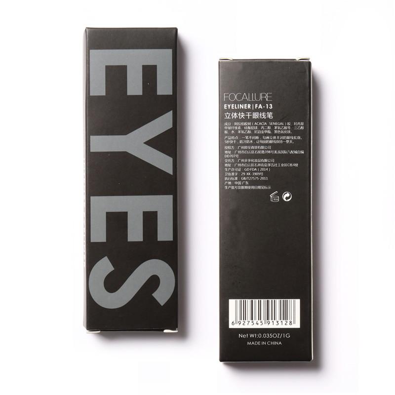 Rosalind New Professional Liquid Eyeliner Pen Eye Liner Pencil 24 Hours Long Lasting Water-Proof by Focallure