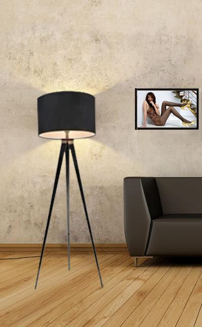 Semplice lampada da terra fashion lampada da terra ikea for Lampada terra ikea