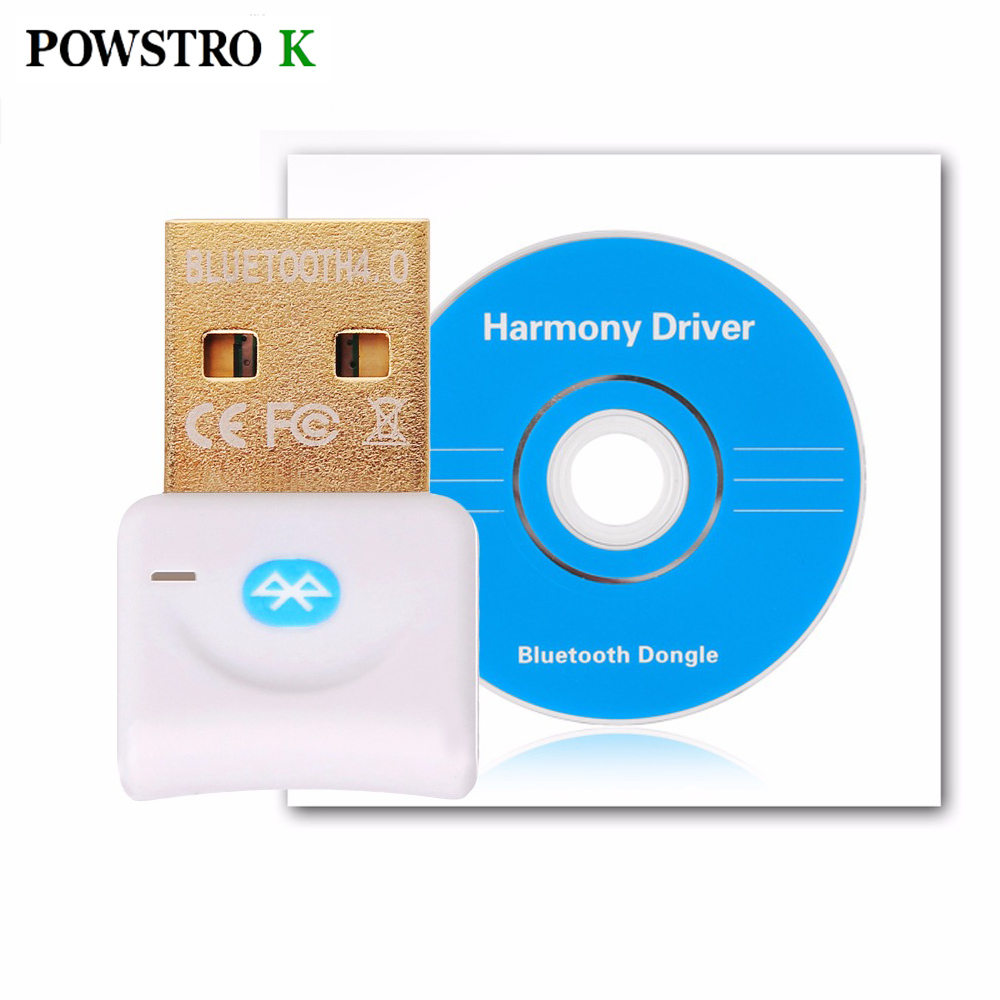 USB Bluetooth Adapter 20m CSR4.0 Wireless Bluetooth Transmitter Receiver with Driver CD for Windows10 8 7 Vista XP(China (Mainland))