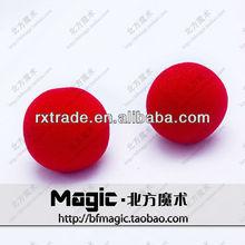 Magic tricks sponge balls miraculous ball  close-up magic props for show(China (Mainland))